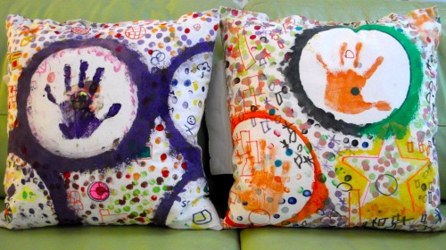 'Unique DNA Cushions!'