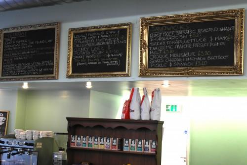 'Gary's Cafe - full of delights!'