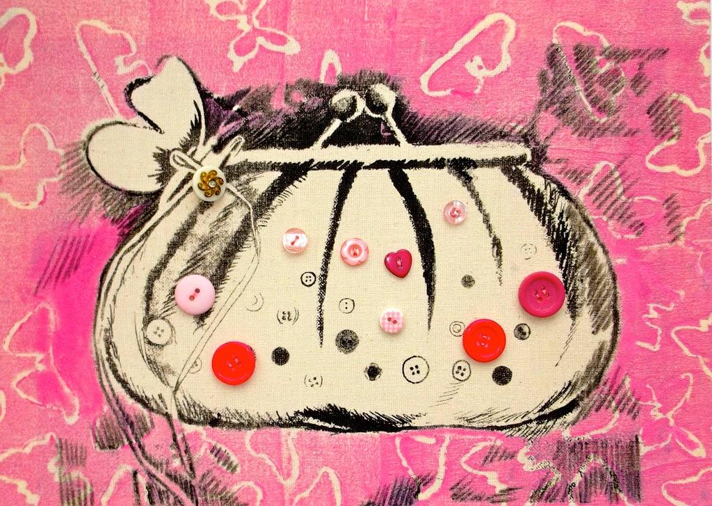 pinky dinky purse